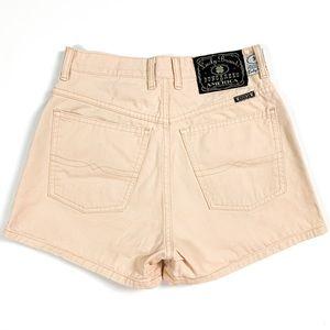 90's VTG Lucky Brand High Rise Mom Jean Shorts 28